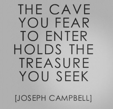 cave=treasure
